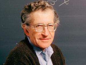Noam Chomsky's life in pictures