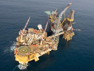 Total's Elgin platform