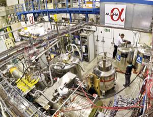 Capturing just one antihydrogen atom is no mean feat