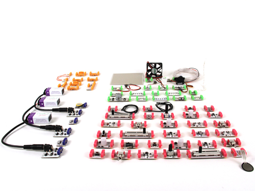 Modules from littleBits