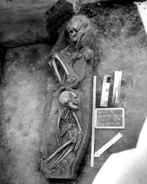 Are these skeletons related to the Kumeyaay people?