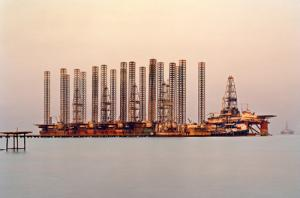 Art in oils: Photos show grandeur of our petroleum age