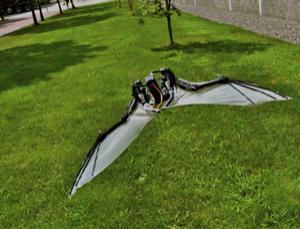 Drones that flap like birds can be far stealthier and faster than fixed wing aircraft
