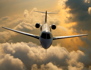 A few private jets may be greener than crowds flying economy class