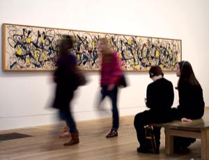 Does Jackson Pollock's Summertime: Number 9A do anything for you?