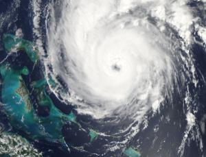 Storm activity runs in centuries-long cycles