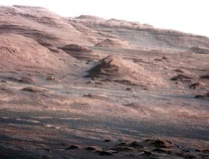 The search for life begins on Mount Sharp