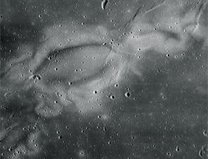 Milky moon's mystery splotches