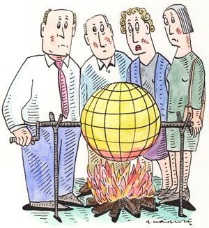 If 2013 breaks heat record, how will deniers respond?
