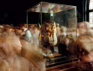 Tutankhamun died aged just 18
