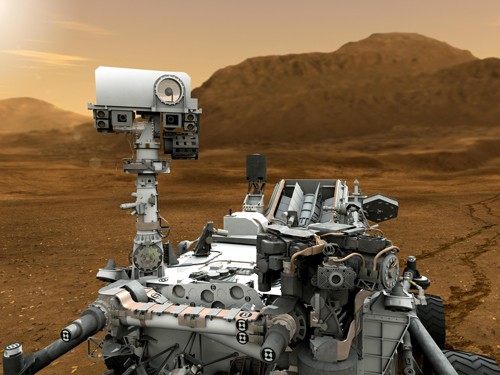 Meet the man who gave the Mars rover its eyes