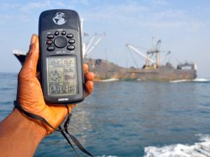 The EJF monitored boats in Sierra Leonean waters for two years