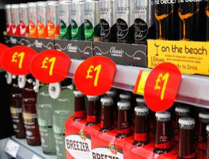 An end to knock-down prices for booze should benefit society, so the logic goes