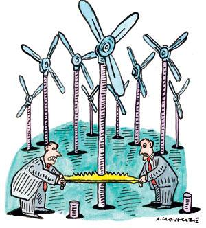 Wind power delivers too much to ignore