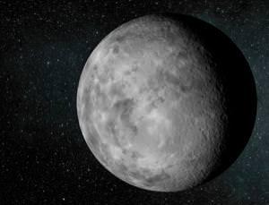 An artist's impression of Kepler-37b