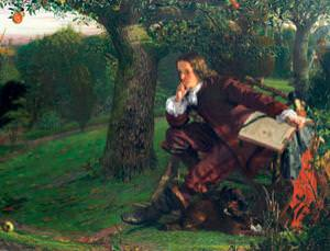 Planting a seed: was Newton responsible for biasing our minds about the way the universe works?