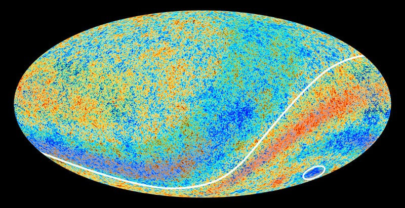 A great fit for our models of cosmic inflation, though a mysterious