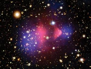 Galaxy clusters lose direction