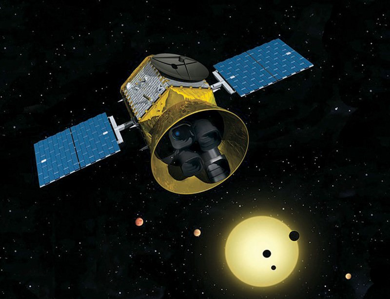 The Transiting Exoplanet Survey Satellite (TESS) could find us a home away from home