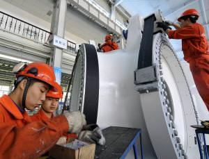 China's development of clean energy sources continues apace