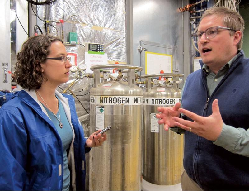 Going underground in search of dark matter strikes