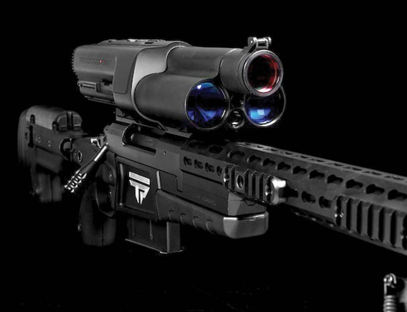 'Self-aiming' rifle turns novices into expert snipers