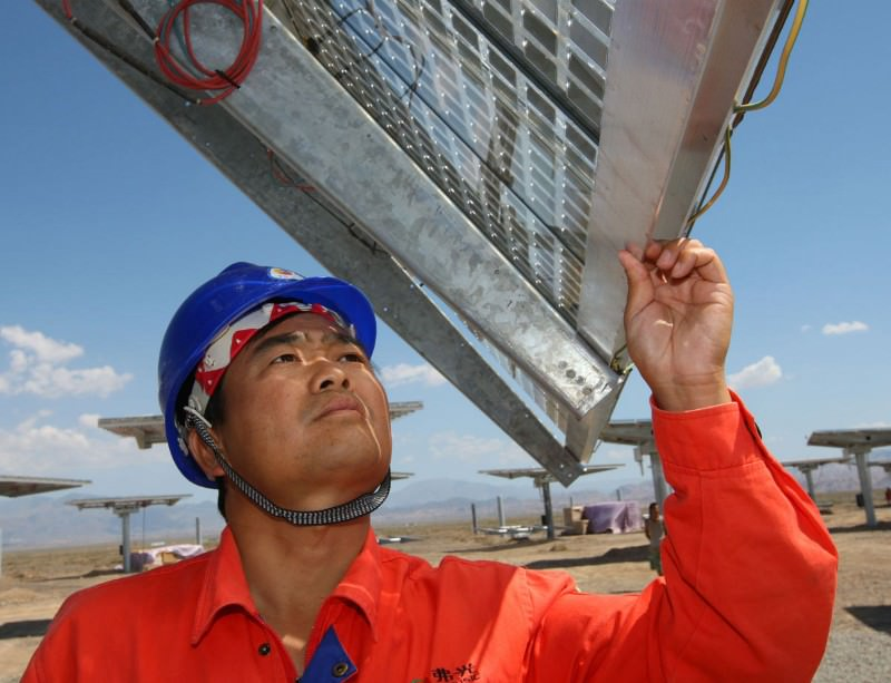 China's uptake of renewables is significant, but so is its reliance on coal