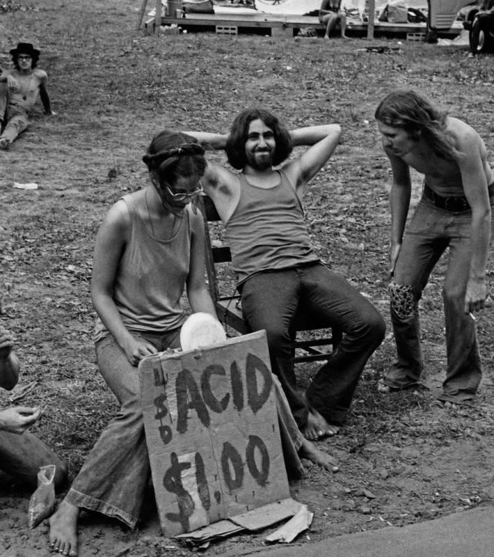 Acid Trips Down Memory Lane