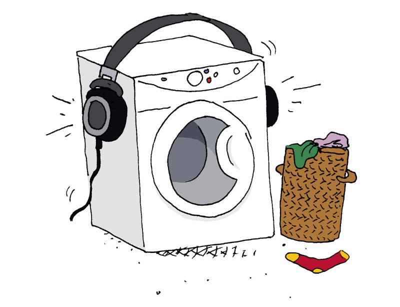 Feedback: Tumble dryer in the groove
