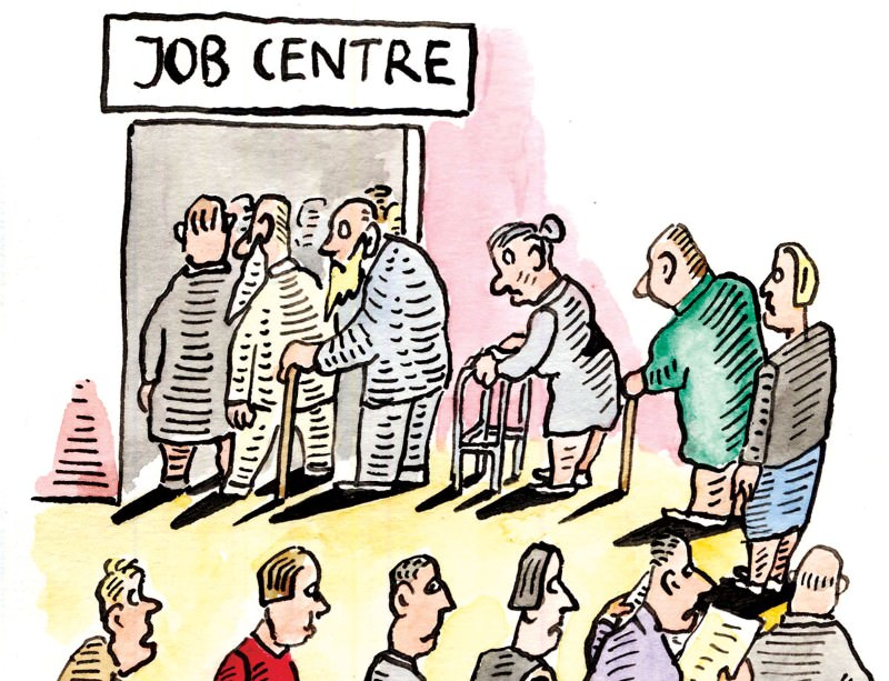 Fear of unemployment is rational, despite low figures