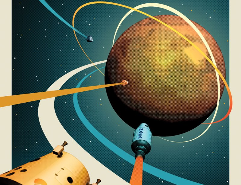 Race to Mars: Who will be first to the Red Planet?