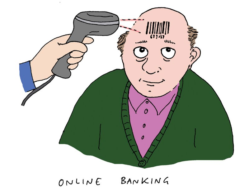 Feedback: The mark of the barcode