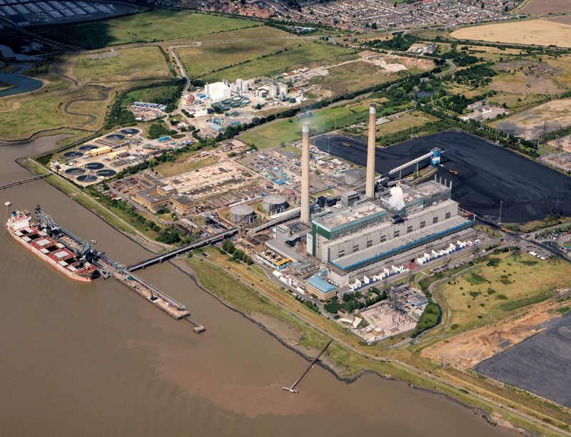 Tilbury power station: hotbed of ecology?