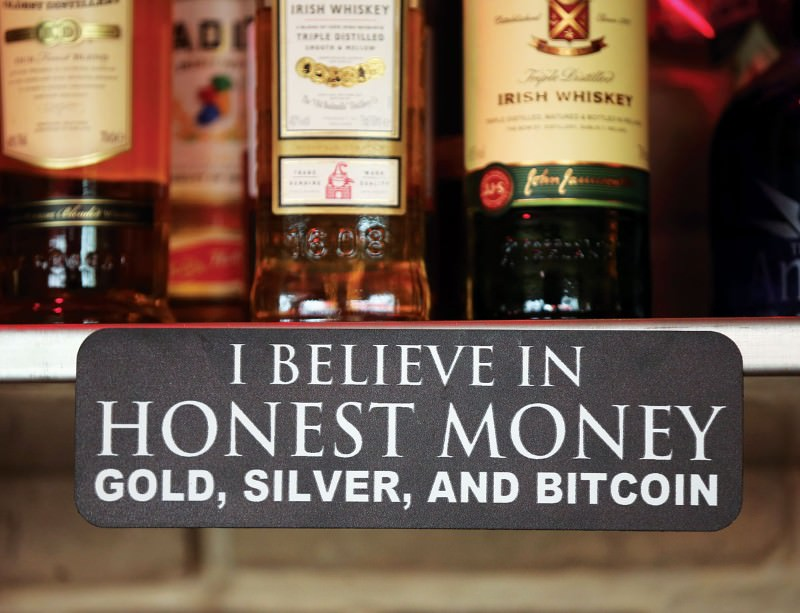 One German pub is convinced by Bitcoin
