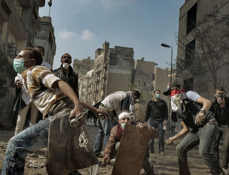 Could Egypt's unrest all be down to demographics?