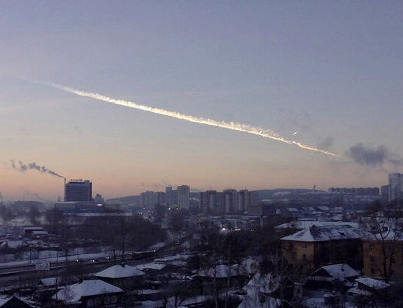The Chelyabinsk meteor caused widespread damage when it exploded