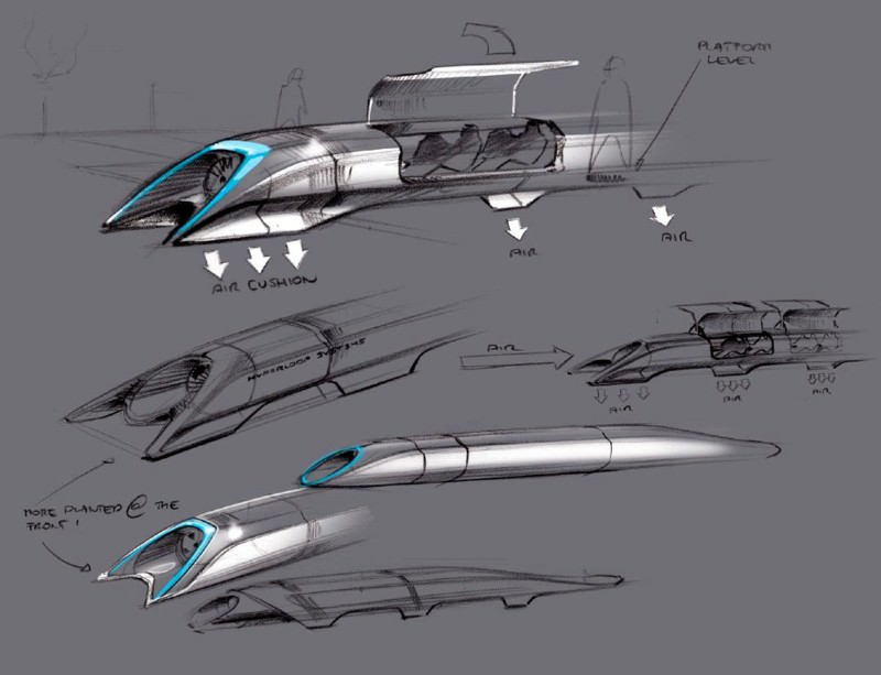 Just as remarkable as Hyperloop's speed is its modest projected cost