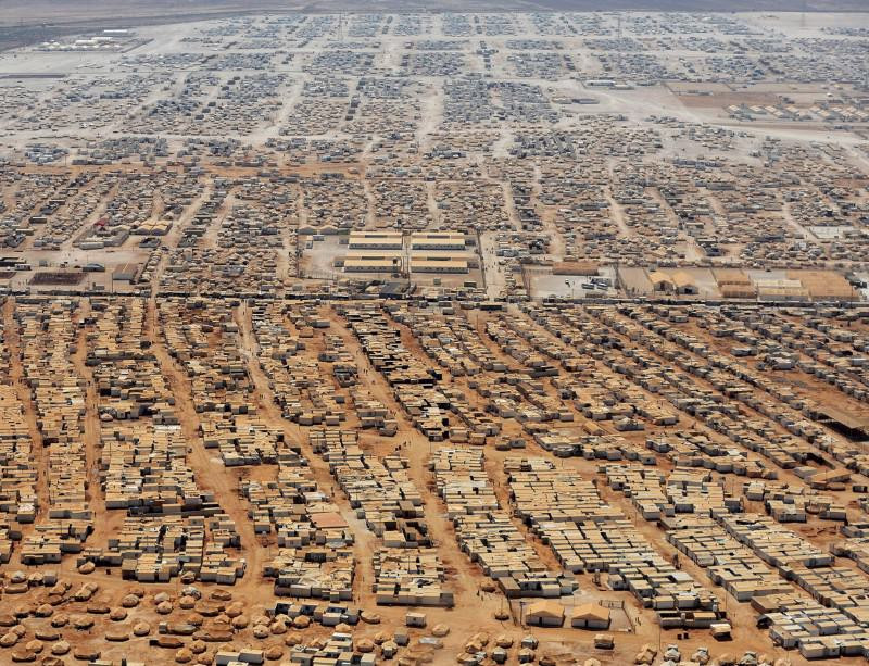 Ballooning size of world's second-largest refugee camp