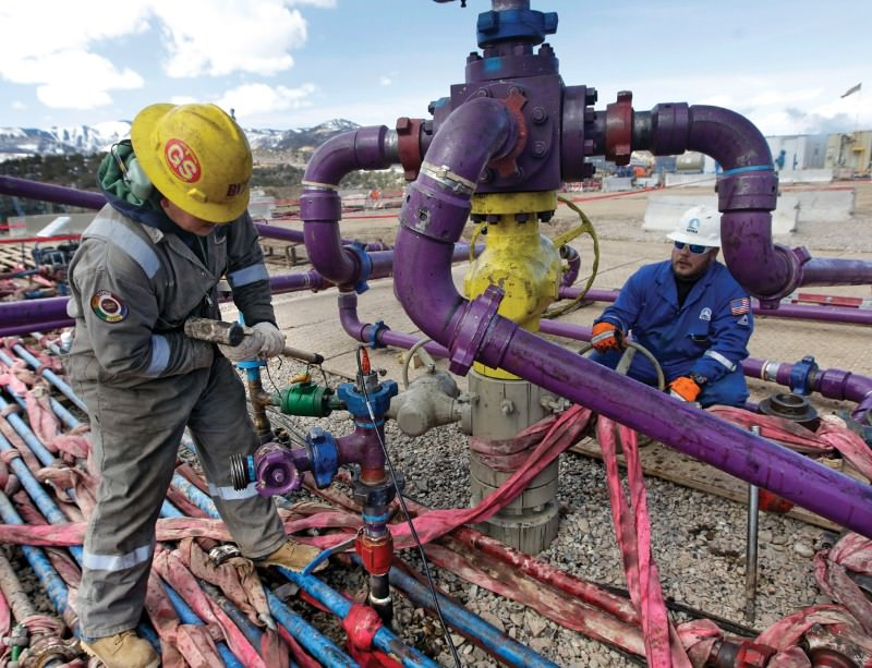 Fracking for shale gas has transformed the US energy landscape