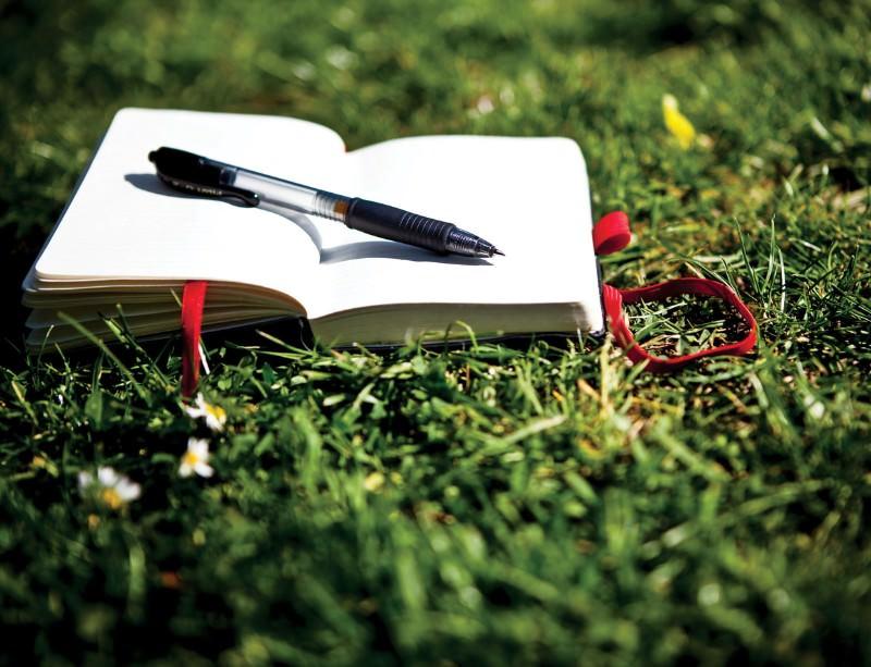 Dear diary, fill thyself