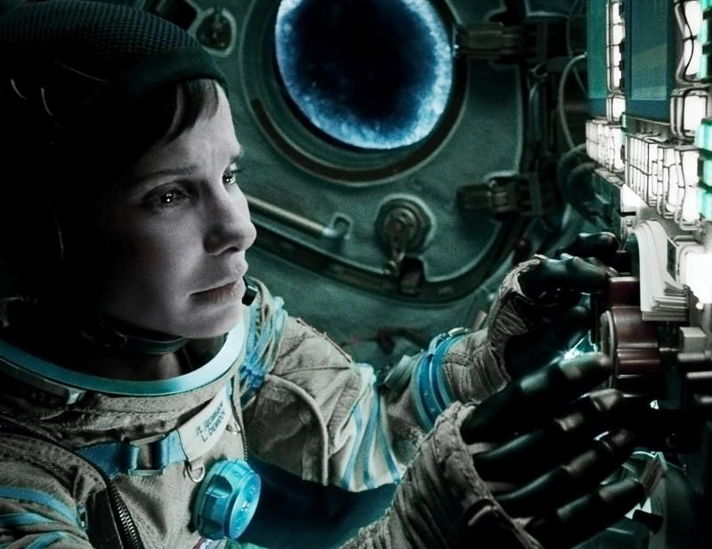 Gravity movie shows the dark side of space flight