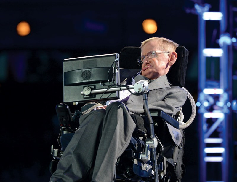 Hawking: all we need to know