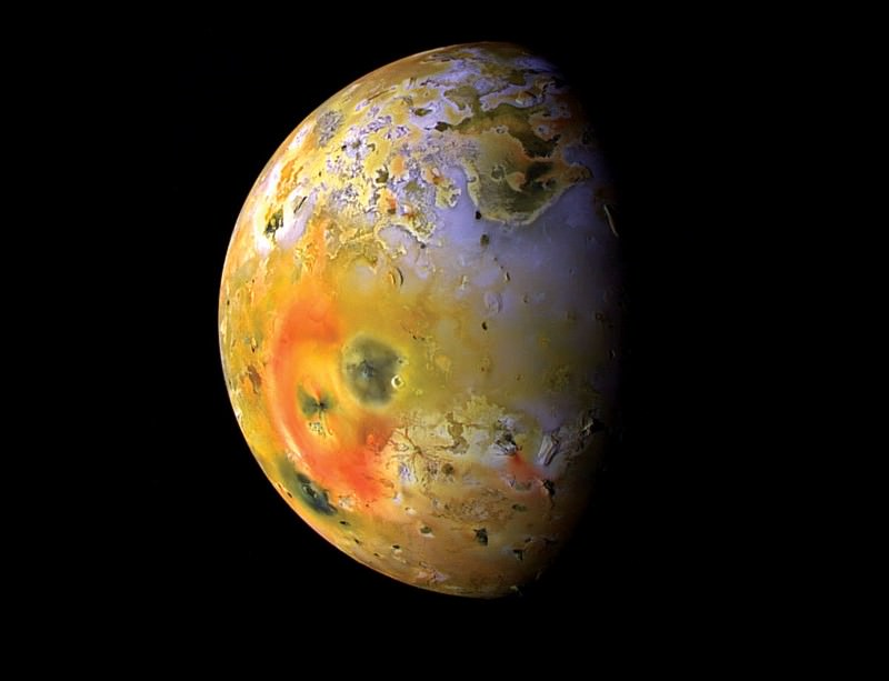 Did Earth have a plumbing system like Io?