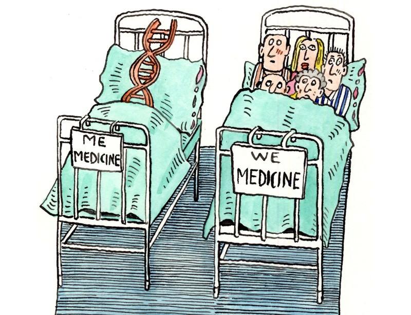 *Me* medicine could undermine public health measures