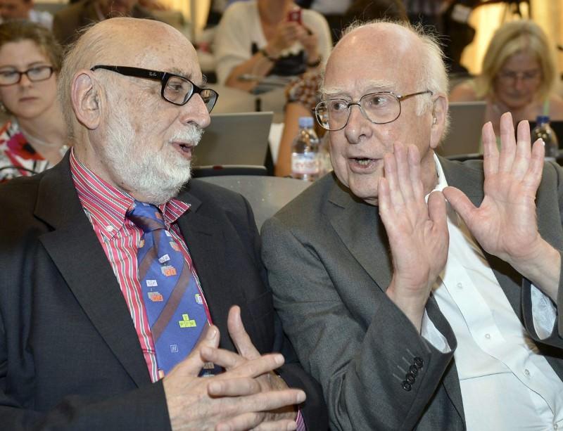 Super pair: Englert and Higgs