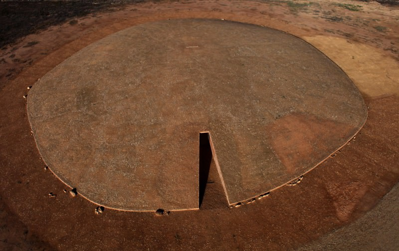 Vast ancient tomb raised from the dead by restoration
