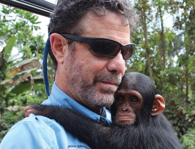 Richard Ruggiero: pushing the ivory crush