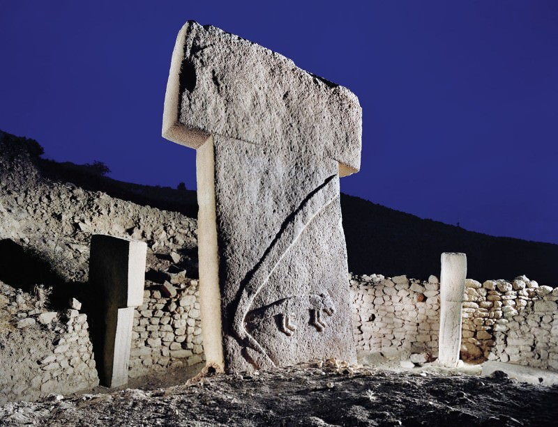 Göbekli Tepe: the world's first temple in southern Anatolia