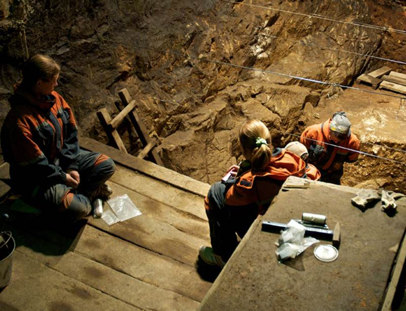 Evidence of the Denisovan species was unearthed in a Siberian cave in 2008