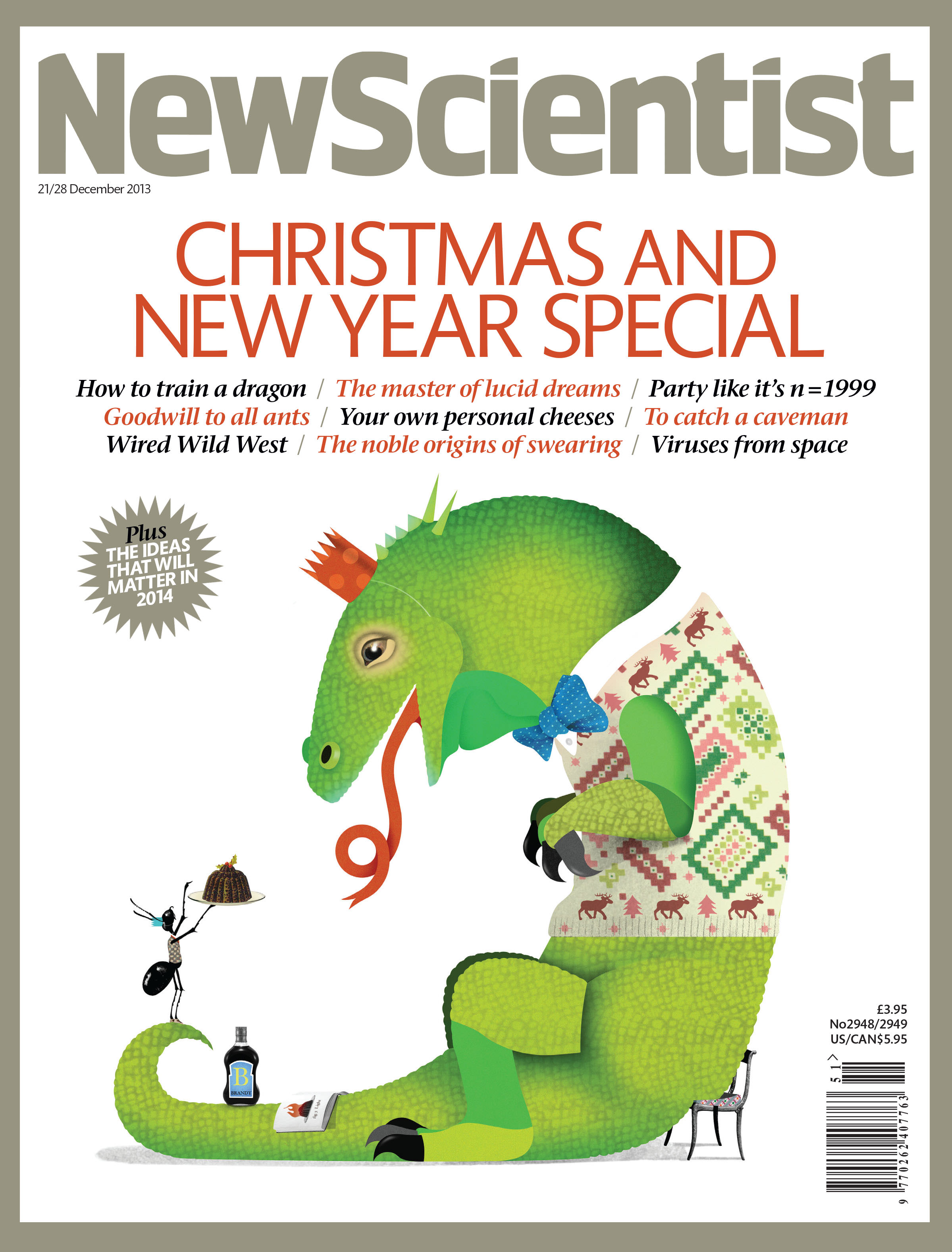 Magazine archive   New Scientist